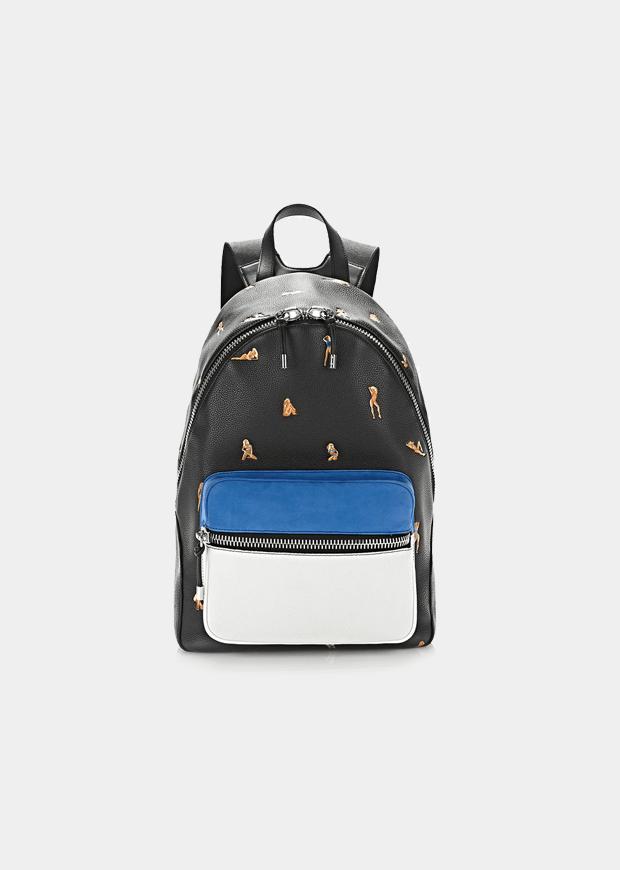 Buckled Backpack